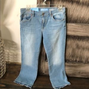 NWT 7 for all mankind Blair cropped  boot cut